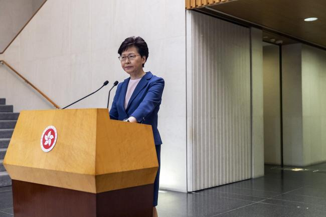AmCham Urges Hong Kong Action to Quell Growing Business Concerns By Bloomberg