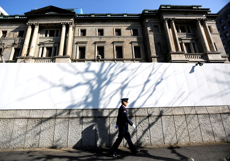 Bank of Japan's next move to be more easing, say majority of economists: Reuters poll By Reuters