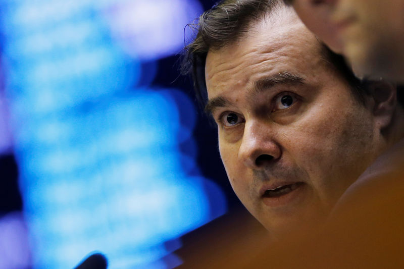Brazilian House speaker predicts pension reform vote on Tuesday By Reuters