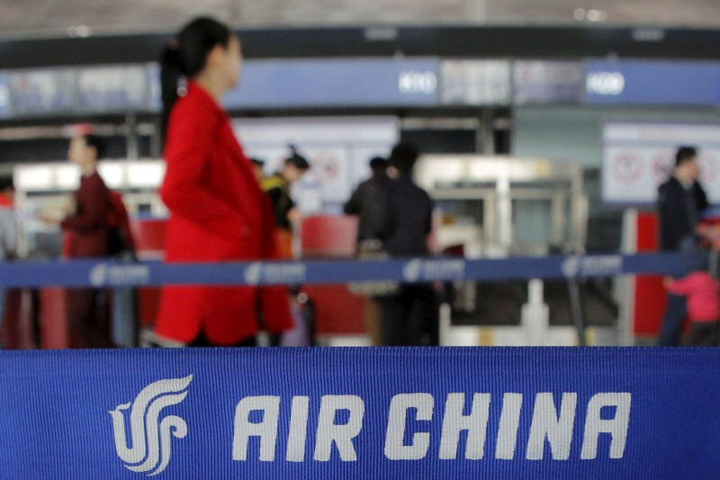 © Reuters.  China approves airport project in Xinjiang region worth $111 million