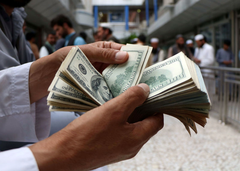 Dollar marks time ahead of key Chinese economic data By Reuters