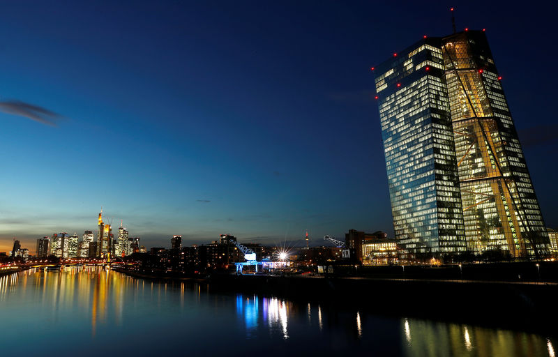 ECB hires ex-Goldman Sachs banker as watchdog By Reuters