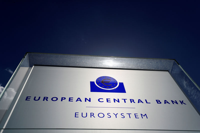 ECB ready to ease again as inflation goal is 'some distance away' By Reuters
