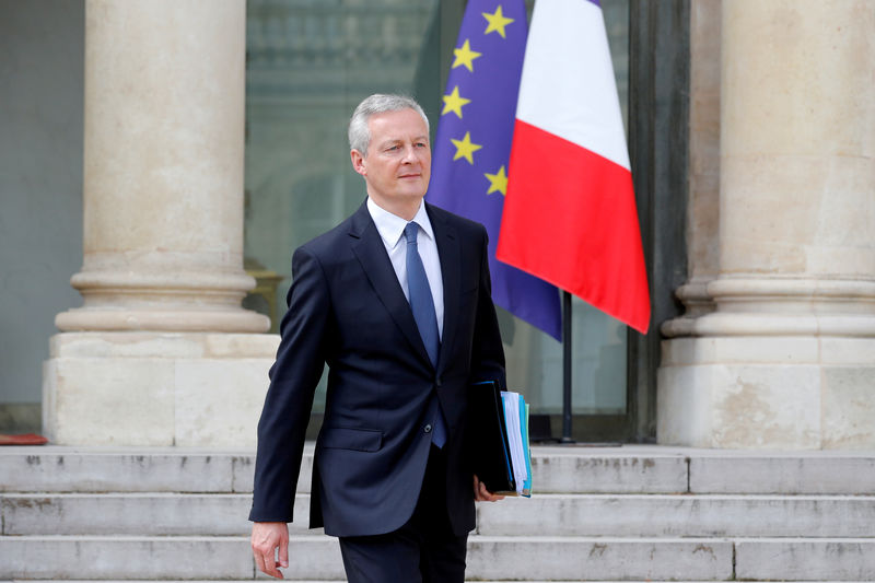 Europe needs to find candidate to head IMF: France By Reuters