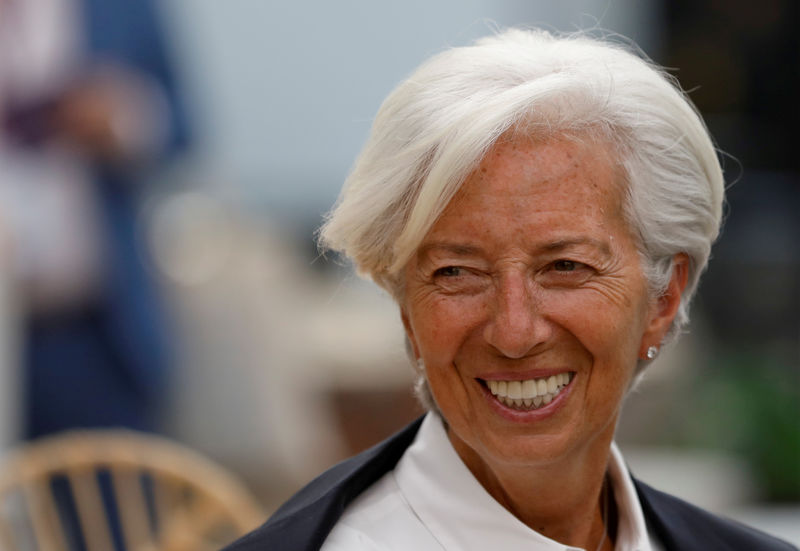 Exclusive: IMF's Lagarde to resign on Tuesday