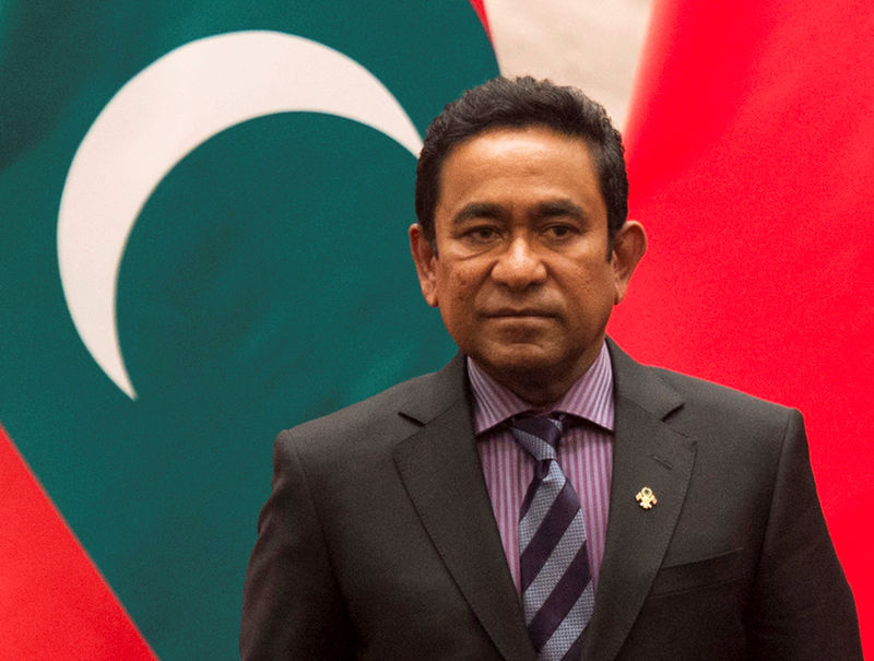 Former Maldives president pleads not guilty to charges of money laundering By Reuters