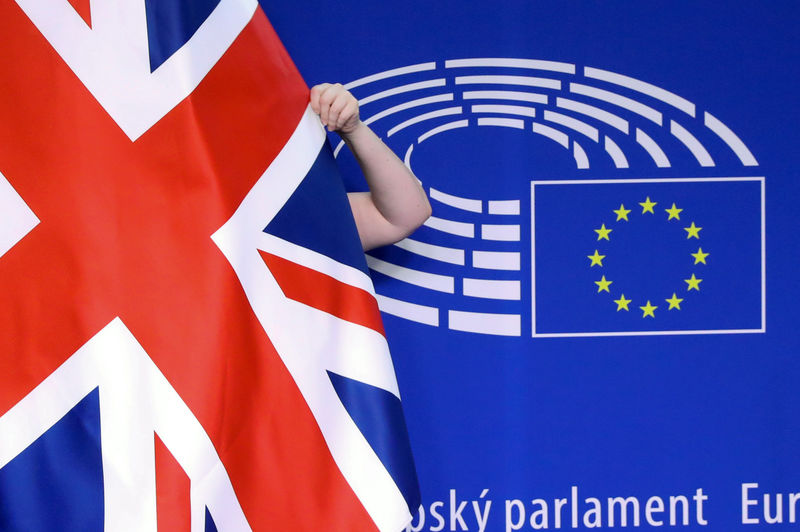 © Reuters.  Insurance body calls for 'equivalence' access to EU reinsurance market after Brexit