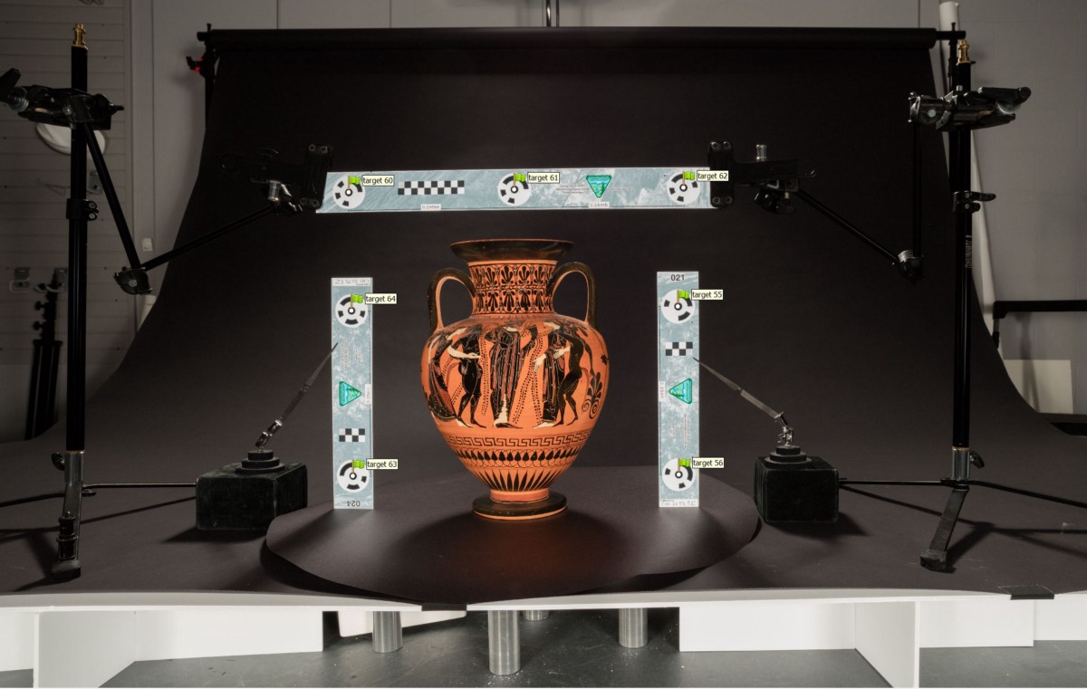 Looking From All Angles: ArtLens Exhibition Embraces Photogrammetry