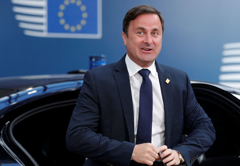 Luxembourg's Bettel sees breakthrough at EU top jobs summit By Reuters