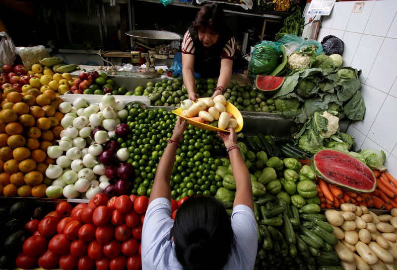 Mexico's economy seen posting 0% growth in second quarter By Reuters
