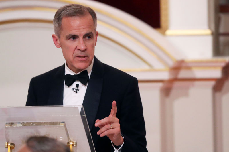 Report on Franco-German agreement on Carney for IMF job lacks any substance: Berlin By Reuters