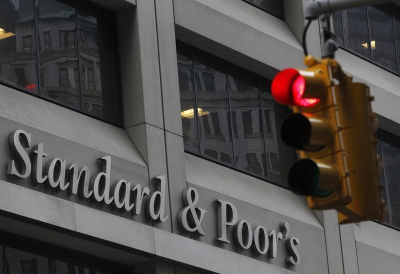 © Reuters.  S&P affirms Russia's rating with stable outlook