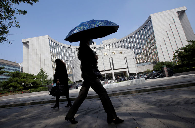 China central bank urges banks to issue loans on basis of LPR reference rate By Reuters