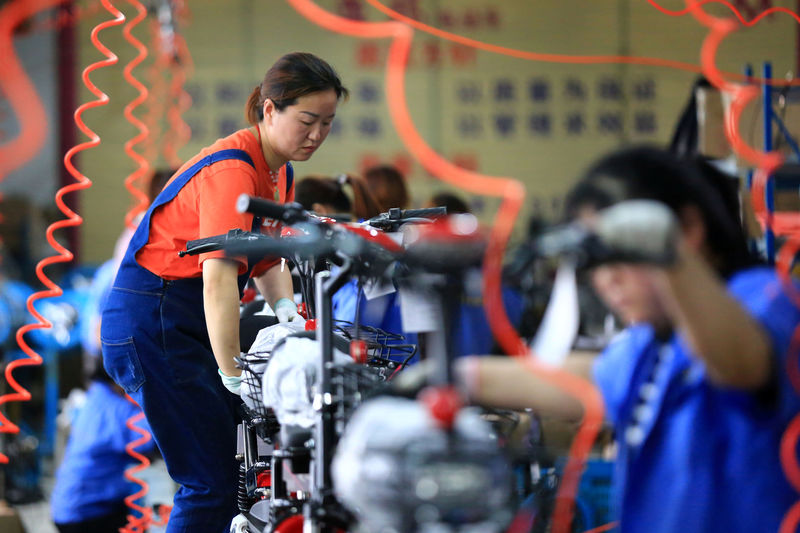 China producer prices fall for first time in three years, deflation worries resurface By Reuters