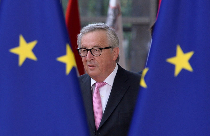 EU's Juncker to miss G7 summit after surgery: spokeswoman By Reuters
