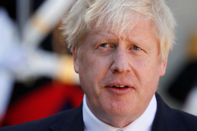 Encouraged by Johnson's visit, UK officials now hoping rest of EU agrees to work on Brexit solution By Reuters