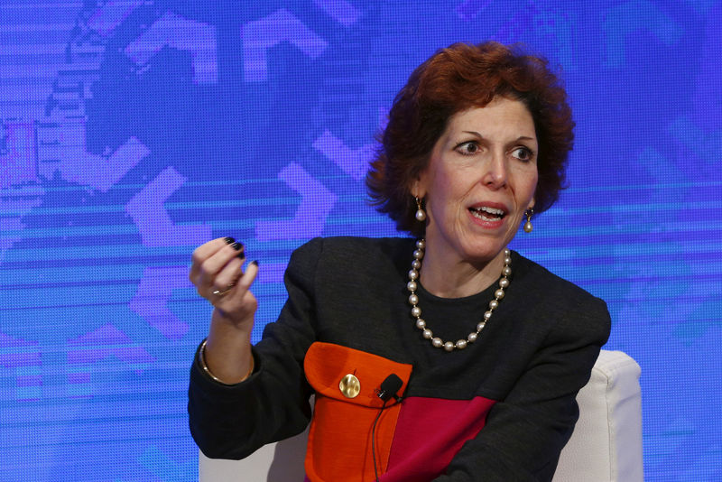 Fed's Mester sees downside risk from escalating trade war By Reuters