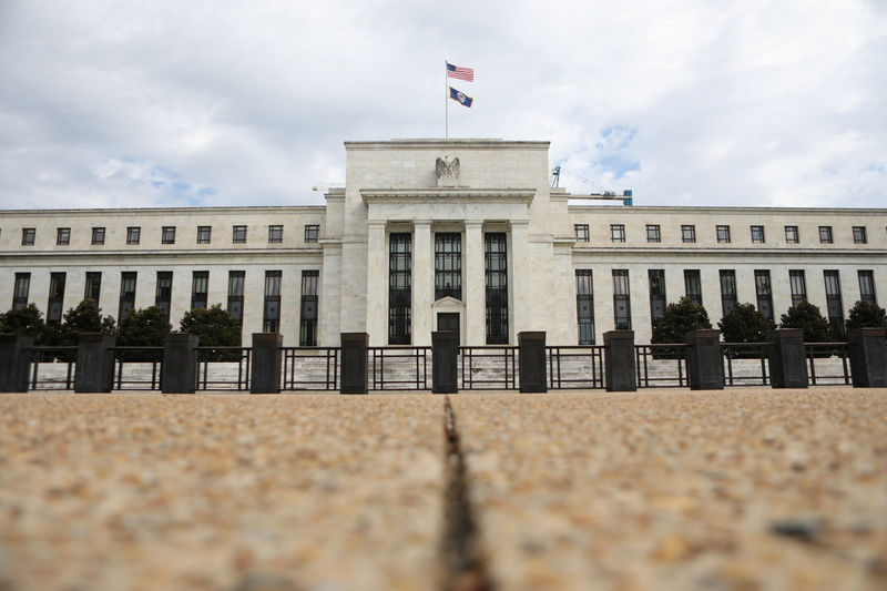 © Reuters.  Goldman Now Expects Fed to Cut Three Times in Total This Year