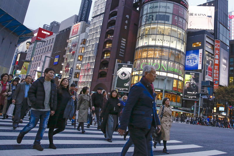 Japan's July household spending seen growing at slower pace: Reuters poll By Reuters