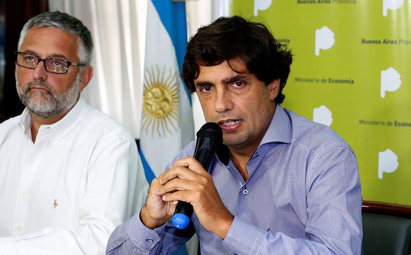 New Argentine treasury minister set to take charge of troubled economy By Reuters
