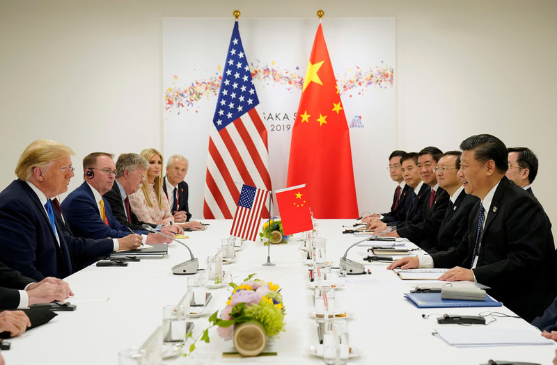Trump defends stance on China trade after new tariffs By Reuters