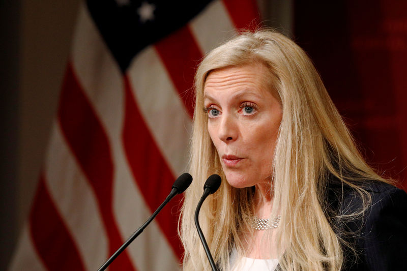 U.S. Fed's Brainard, George monitoring stock market rout By Reuters