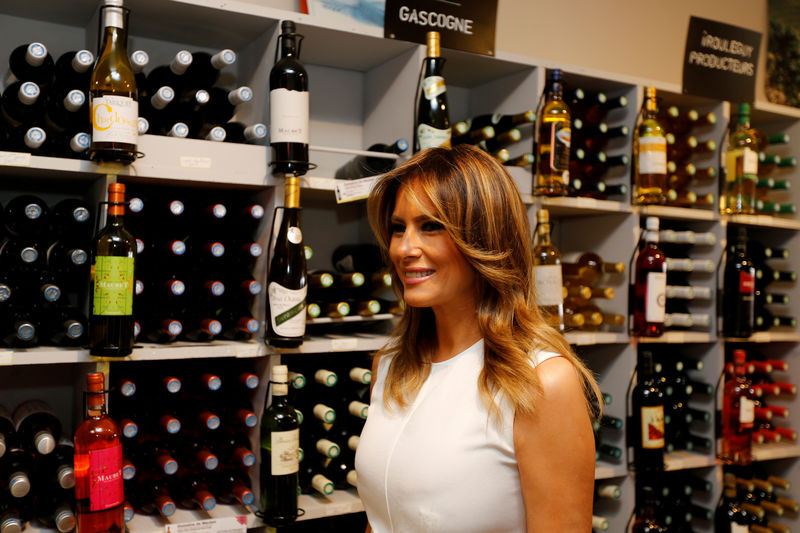 U.S. threat to French wine receding, but not lifted: minister By Reuters