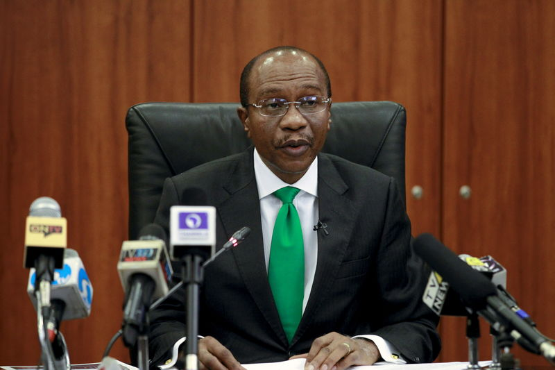 central bank head By Reuters