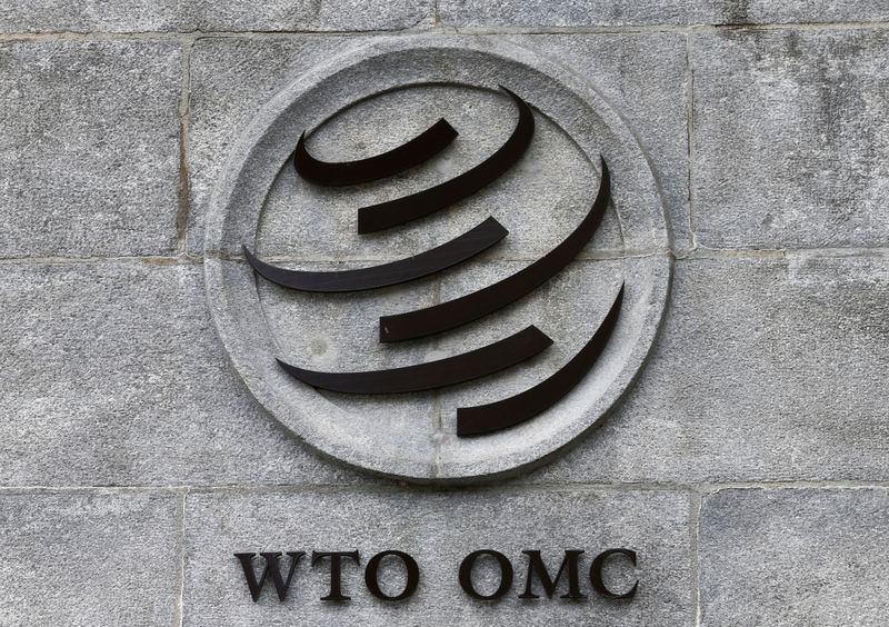 China lodges tariff case at WTO against the U.S. By Reuters