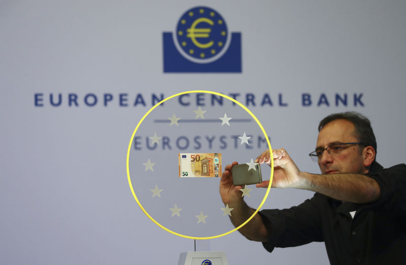 © Reuters.  ECB's Muller Joins Skeptics Seeing No Need to Resume Bond-Buying