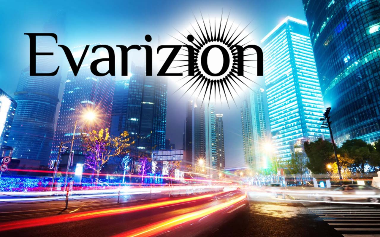 Stronger brand enabled Evarizion to enter the international market
