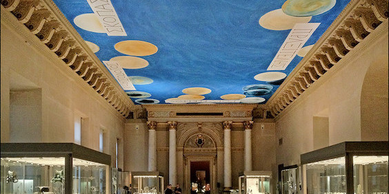 Cy Twombly Foundation Sues Louvre Over Renovated Gallery