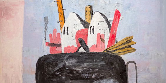 Hauser & Wirth to Show Controversial Philip Guston Klan Paintings