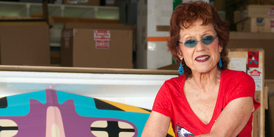 Judy Chicago Artwork Planned for Desert X Canceled Over Environmental Concerns
