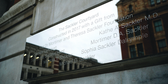 PAIN Activist Claims Surveillance by Sackler-Hired Investigators