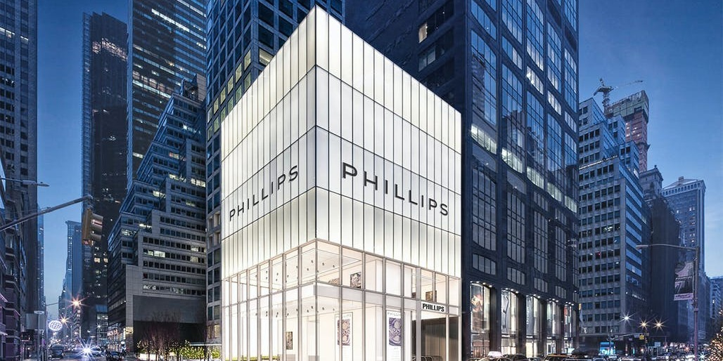 Phillips and Sotheby's Announce Leadership Changes
