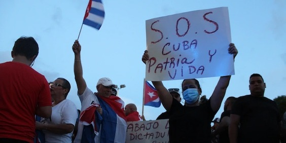 Artist-Led Movement Gains Ground as Protests Rock Cuba