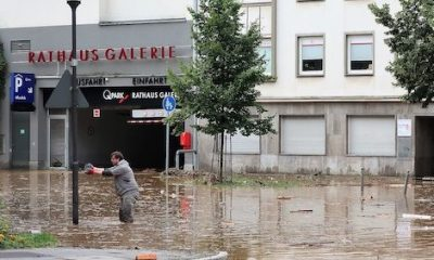 German Floods Exact Heavy Cultural Toll